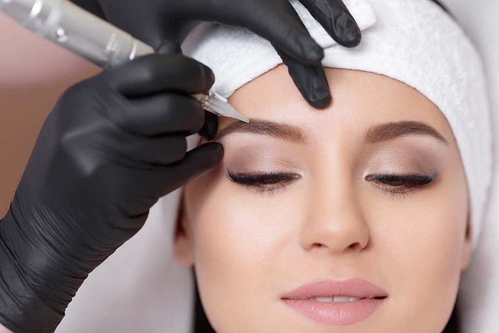 Kosmetik Petra Tesch Permanent-Makeup