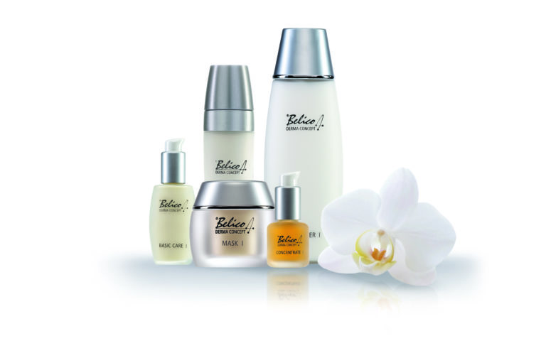 Kosmetikstudio Petra Tesch Belico Produkte Gesicht