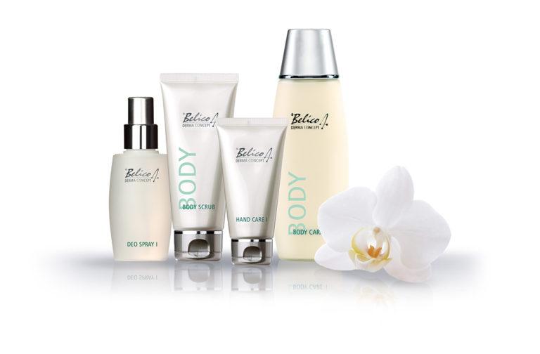 Kosmetikstudio Petra Tesch Belico Produkte Körper
